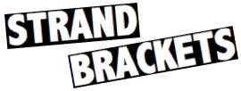 Strand Brackets logo